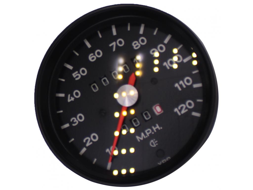 Porsche 914 Speedometer L Results