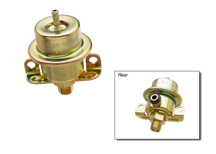 fuel press regulator