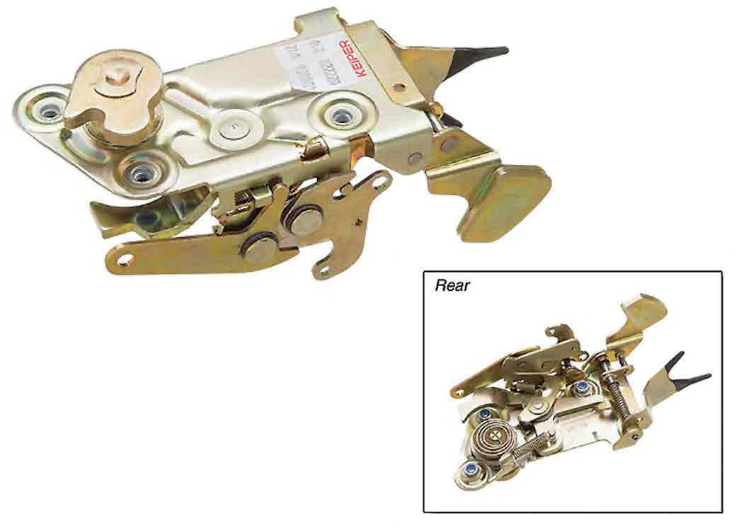 Porsche Boxster Door Locks Parts Results