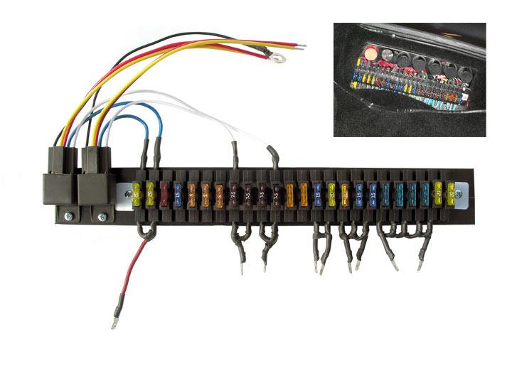 porsche 356 c relay fuse results. Black Bedroom Furniture Sets. Home Design Ideas