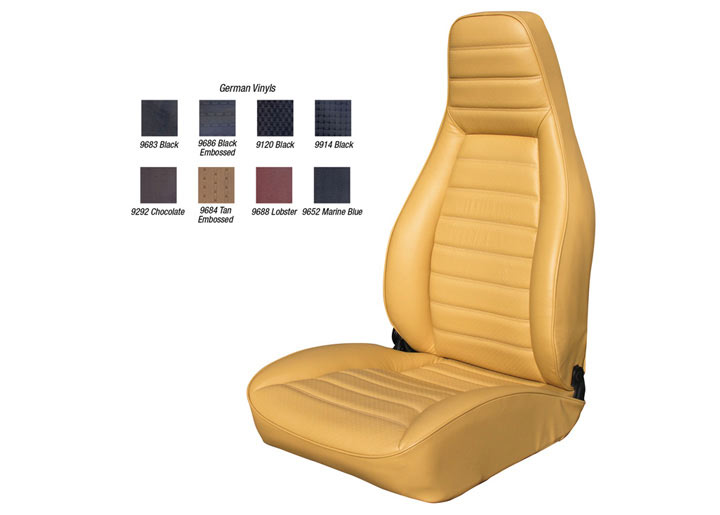 Porsche 930 Seat Upholstery Kits Results