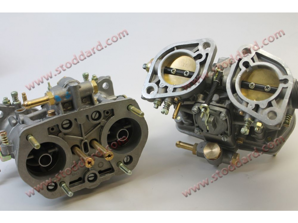 Porsche 911 Weber Carburetor Results