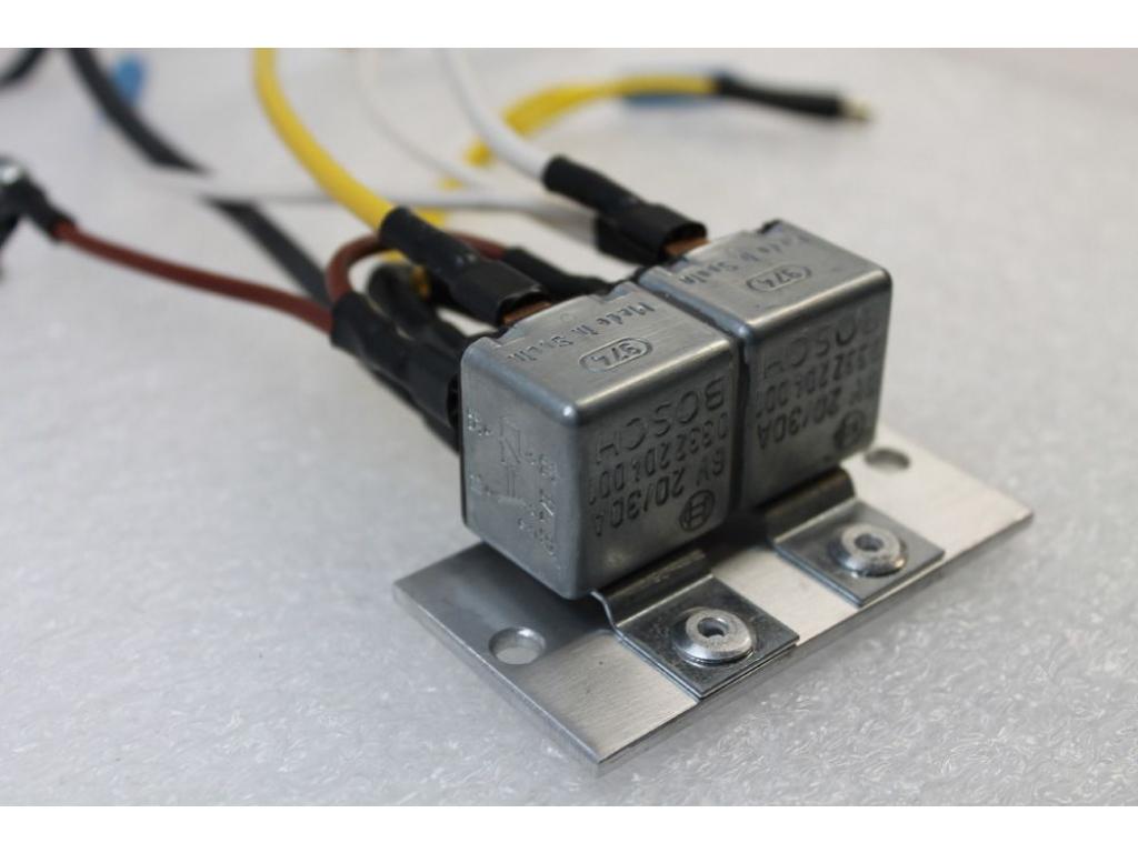 Car Headlight Diagram Headlight Relay Installation