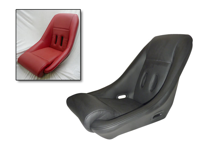Porsche 914 Leather Seat Results
